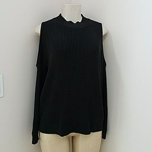Urban Outfitter DIVIDED Black Sweater size L